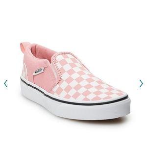 Vans for baby girls!
